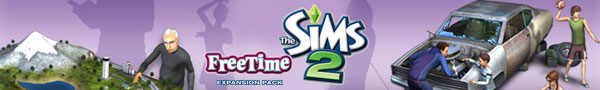 Sims 2 Free Time
