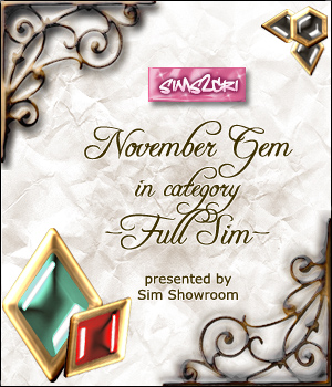 November Gem for Full Sim
